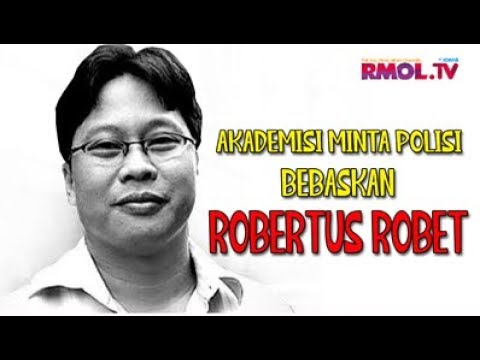 Akademisi Minta Polisi Bebaskan Robertus Robet