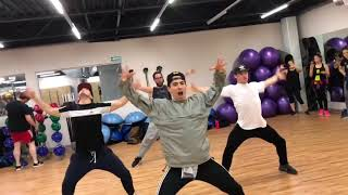 cardi b bad bunny J balvin - I like it choreography