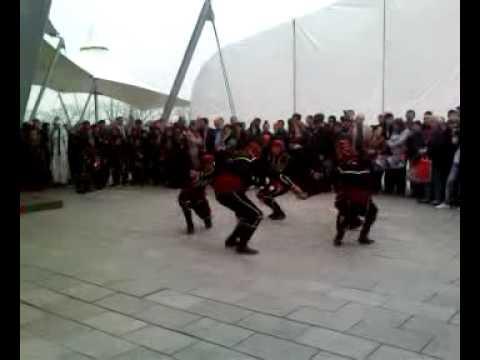 Colour Tour Georgia: Traditional Georgian Dance - Adjaruli