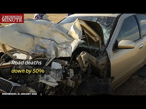 Deaths caused by road accidents in Oman have reduced by 52 per cent since 2012.