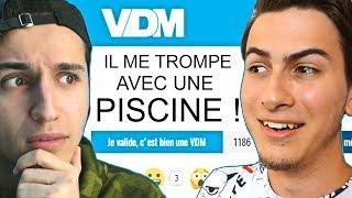 Video LES MEILLEURES VIE DE M*RDE ! (VDM) MP3, 3GP, MP4, WEBM, AVI, FLV November 2017