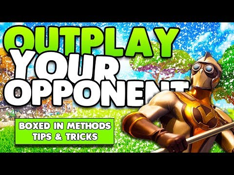 Outplay Your Opponents! | Offensive / Defensive Boxing In Methods | Fortnite Battle Royale