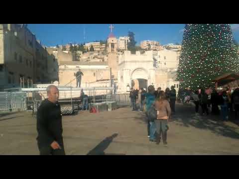חגיגות חג המולד בנצרת יתקיימו כסדרן