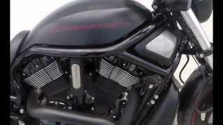 7. 2009 Harley-Davidson® VRSCDX - V-Rod® Night Rod® in Black: Quick Look & Listen