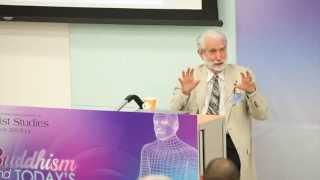 Professor Lewis R. Lancaster - HKU CBS - 2014 - Day 1