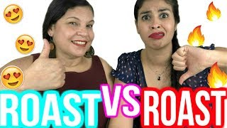Video ROAST YOURSELF VS ROAST YOURSELF MP3, 3GP, MP4, WEBM, AVI, FLV November 2018