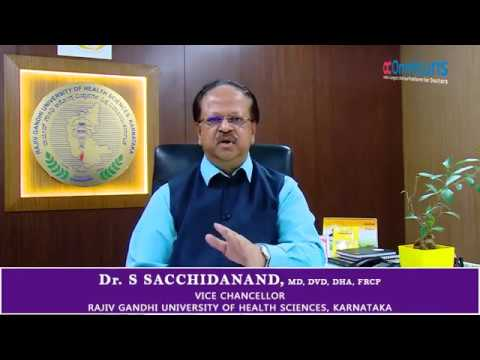 COVID-19 Public Awareness Message From Dr. S Sacchidanand - Omnicuris