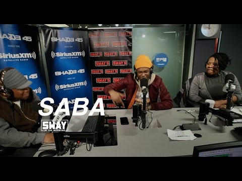 Download Saba Interview and Freestyle on Sway in the Morning HD Mp4 3GP Video and MP3