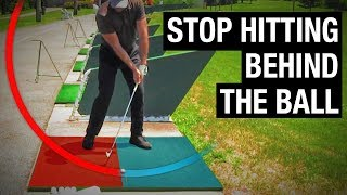 Video How To Stop Hitting Behind The Golf Ball (SIMPLE FIX!) MP3, 3GP, MP4, WEBM, AVI, FLV Oktober 2018