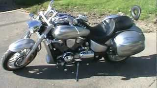 9. 2005 Honda VTX1800F $7,499 #1297 Road Track and Trail Big Bend WI 53103
