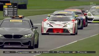 7. 2018 PWC GP of Lime Rock GTS-X Rd.6 LIVESTREAM