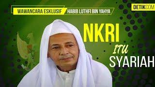 Video Blak-blakan Habib Luthfi bin Yahya: NKRI Itu Syariah! MP3, 3GP, MP4, WEBM, AVI, FLV Juni 2019