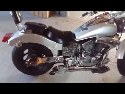 V BLADE 250 cc