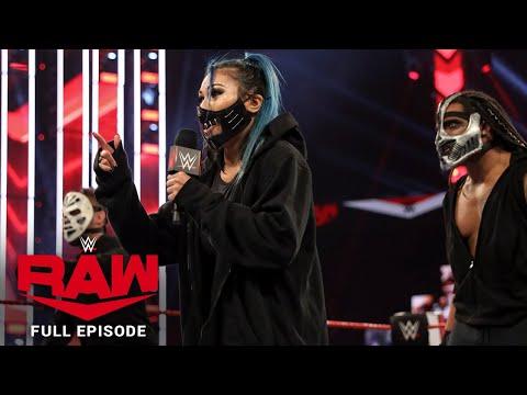 WWE Raw Full Episode, 21 September 2020