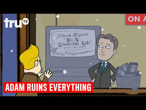 Adam Ruins Everything How the Failure of It s A Wonderful Life Made it a