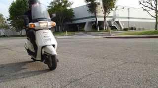 10. 1989 Yamaha XC 125 Riva