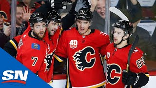 Can The Calgary Flames Overcome Their Playoff Demons Against The Winnipeg Jets? by Sportsnet Canada