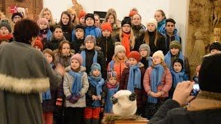 Arietta a její hosté zpívali v kostele sv. Stanislava