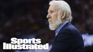 Gregg Popovich Blasts 'Soulless Coward' Donald Trump In Interview | SI Wire | Sports Illustrated