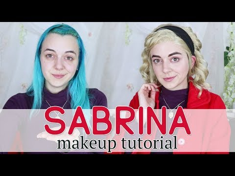 Sabrina Makeup Tutorial