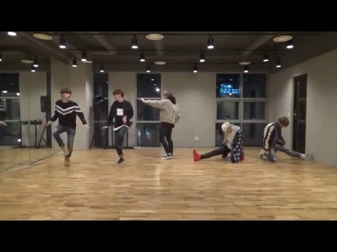 M.A.P6 - Storm Dance Practice Ver. (Mirrored)