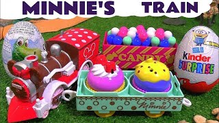 Disney Candy Train