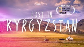 Lost In Kyrgyzstan / Our Video Travel Guide -- bit.ly/2cZuS1z Sara Izzi and Timur Tugalev, digital nomads and authors of the...