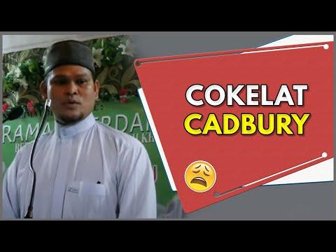 Ustaz Abdullah Khairi ( Cokelat Cadbury )
