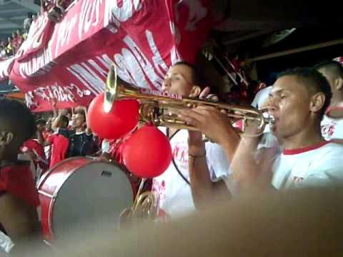 mi amor crecio en la popular Murga Skarlata - Baron Rojo Sur - América de Cáli
