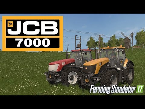 JCB Fastrac 7000 v1.2.0.0