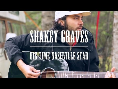 Winnipeg Folk Fest Sessions – Shakey Graves – Big Time Nashville Star
