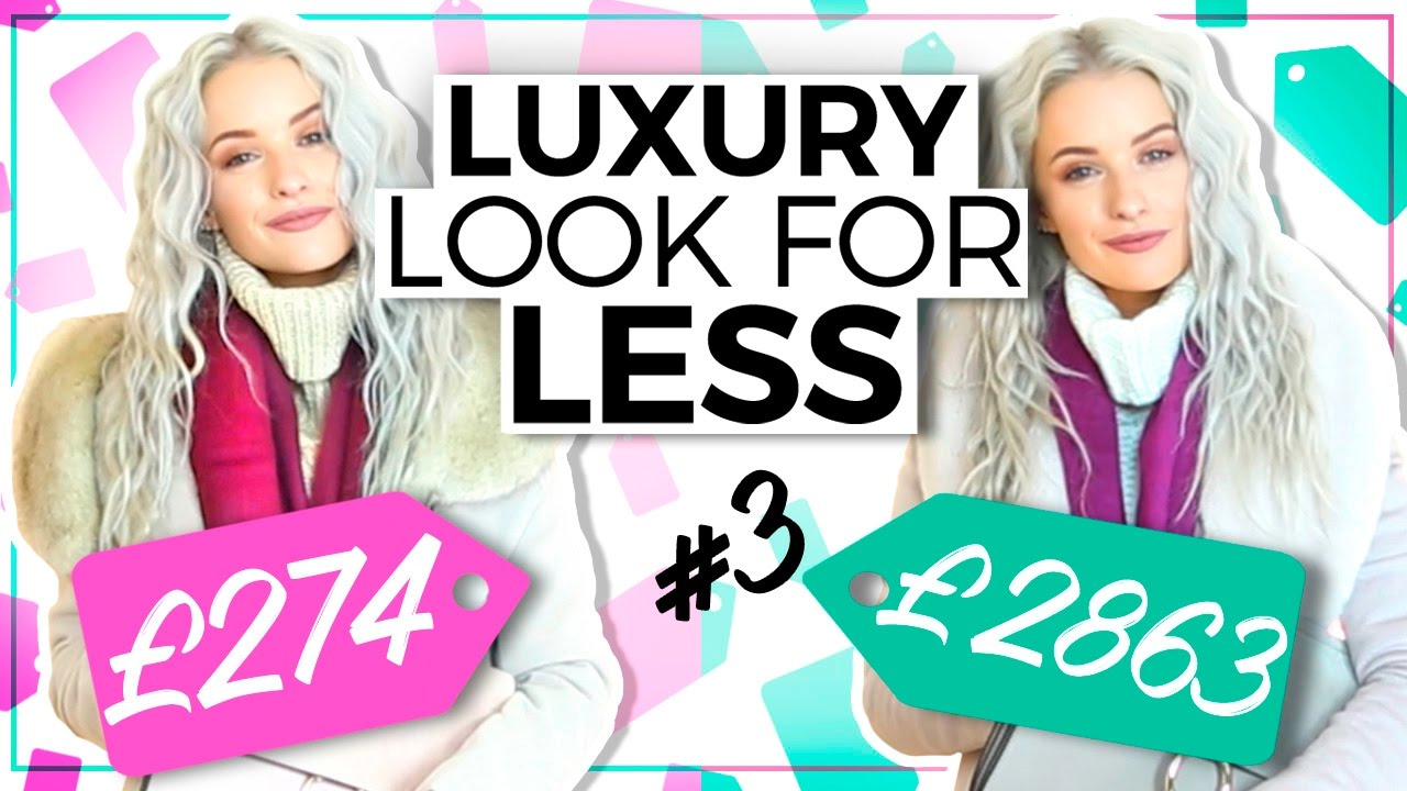 LUXURY LOOK FOR LESS: WINTER JUMPER DRESS AND BOOTS