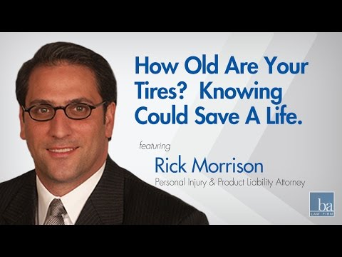 0 Tire aging can pose a serious hazard to your safety on the road. Do you know how to tell how old your tires are?