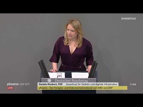 Bundestagsdebatte zur Förderung alternativer Fahrzeugantriebe am 22.02.19