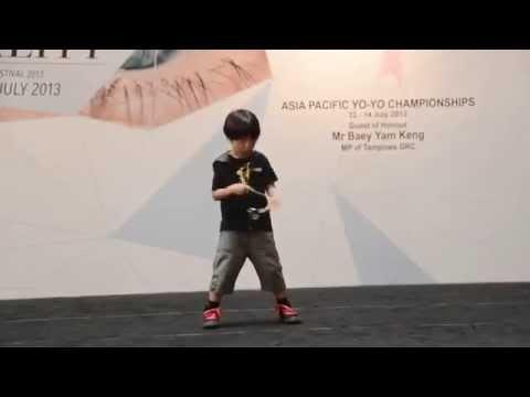 Amazing Yoyo Kid
