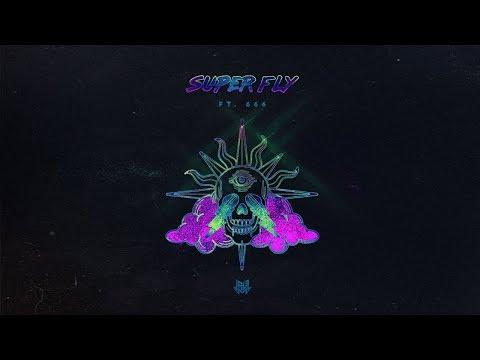Jauz - Super Fly Ft. 666 (Lyric Video)