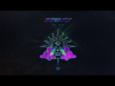 Jauz - Super Fly Ft. 666 (Lyric Video)
