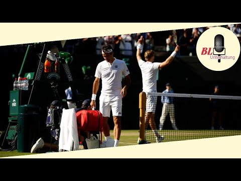 Wimbledon 2018: Roger Federer scheidet aus und will zurückkehren