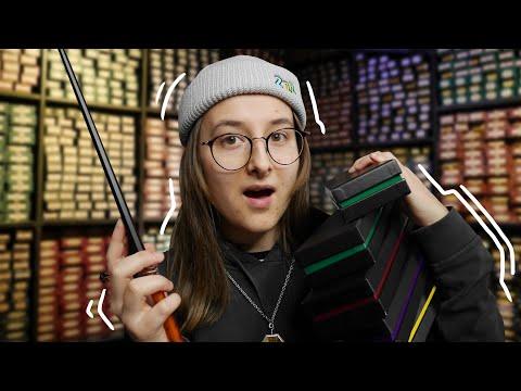 Ouverture des nouvelles baguettes Harry Potter officielles !