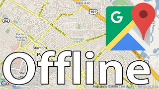 http://learn-share.net How to Use Offline Navigation Feature in Google Maps. Learn on how to use Google Maps without an internet connection to reach your ...