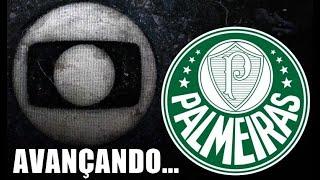 Segundo jornalista, Palmeiras e Globo estão MUITO PERTO de acordo