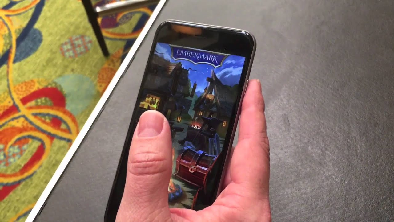GDC 2016: 'Exiles of Embermark' is Quick Battles and Deep RPG Elements Tailor Made for Mobile