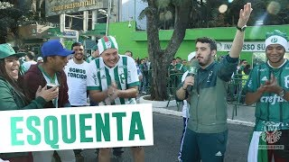 """Acompanhamos o """"aquecimento"""" da torcida do Verdão antes da goleada contra o Vitória. Teve lanche de pernil, cerveja e muita festa na Rua Palestra Itália! Confira com exclusividade!----------------------Assine o Premiere e assista a todos os jogos do Palmeiras AO VIVO, em qualquer lugar, na TV ou no Premiere Play: http://bit.ly/1myhErs E se você já assina, participe da pesquisa e diga que seu time é o Palmeiras: http://bit.ly/2ad5HJo------------------------Seja Sócio Avanti, com desconto em ingressos e privilégios exclusivos! Clique aqui: http://bit.ly/1uKJsbA"""