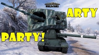 Artillery sandwich anyone? Arty Party is back with more high explosive madness from World of Tanks, bringing you a pletora of RNG kills, crazy snapshots, blind shots, bombardier medals and some close quarters goodness... Have a great weekend!► PLAY WORLD OF TANKS FOR FREE: https://goo.gl/NopXpJ► PLAY WORLD OF WARSHIPS FOR FREE: https://goo.gl/GJhVxS(Official Wargaming affiliate links)REPLAY SUBMISSION / CONTACT: - Replay Website: http://justforlolzfyi.wot-record.com - Emails: JustforlolzFYI@yandex.comWORTH A LOOK:►THE RNG STORE: https://www.teespring.com/stores/the-rng-store►FACEBOOK: https://www.facebook.com/justforlolzfyi►TWITTER: https://twitter.com/JustforlolzFYI►TWITCH: http://www.twitch.tv/justforlolzfyi►FAQ: https://goo.gl/S7kWJq♥ SUPPORT THE CHANNEL:PAYPAL - https://goo.gl/4brPAHMUSIC: (courtesy of Epidemic Sound & YouTube Audio Library)Spheres - Johan BorjessonSoft And Fluid 1 - Andreas BoldtPasadena - Niklas AhlströmSpider_Juice - Silent PartnerCREDITS:Channel Art: https://goo.gl/zLZnzAJustforlolzFYI Logo by KatakINTRODUCTION:JustforlolzFYI here, your new favorite World of Tanks YouTuber and creator of the World of Tanks Funny Moments, World of Tanks Arty Party and World of Tanks TOP 5 series! Daily videos covering funny moments compilations, RNG montages, EPIC gameplay, guides, reviews, regular giveaways and more!  Want to see your World of Tanks gameplay or funny moment on the channel? Don't hesitate to send in your replay via the email address below, or upload it directly to http://justforlolzfyi.wot-record.com.I mainly play and feature World of Tanks PC, but if you are a fan of World of Tanks Blitz, World of Tanks Xbox One or World of Tanks PS4, your funny moments could still get featured in a special montage! Looking for some live World of Tanks gameplay or want to ask something? Check out my regular World of Tanks TWITCH streams on: http://www.twitch.tv/justforlolzfyiEnjoy the content!