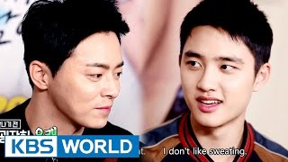 Nonton Interview With Do Kyungsoo  Cho Jungseok  Entertainment Weekly   2016 10 31  Film Subtitle Indonesia Streaming Movie Download