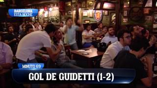 Video Así se vivió en Barcelona la victoria del Madrid ante el Celta MP3, 3GP, MP4, WEBM, AVI, FLV Juni 2017