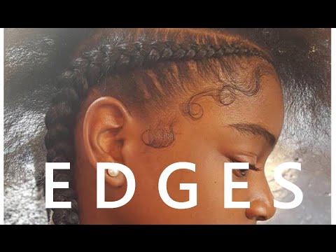 How To Make Edges Last More Than 5 Seconds| Princess Destiny (видео)