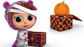 Download Video Pop Goes the Weasel | Halloween | Fun Costumes! MP3 3GP MP4