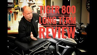 5. Living with the 2017 Triumph Tiger 800 XRX - Long Term Review