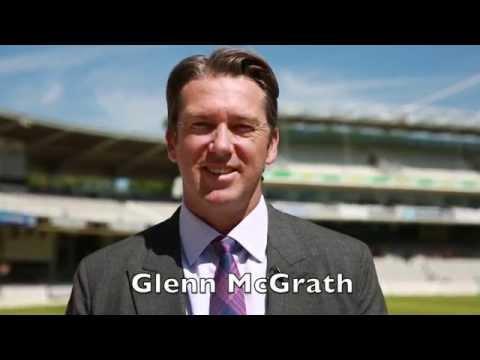 Lucky Dip: Glenn McGrath